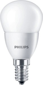 Żarówka LED 5,5-40W CorePro lustre ND 5.5-40W E14 827 P45 FR 929001157802 Philips